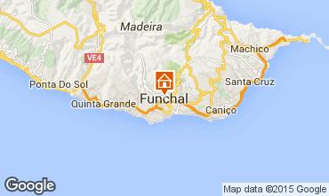 Mappa Funchal Bungalow 57060