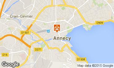 Mappa Annecy Appartamento 30857