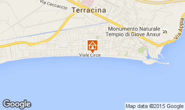Mappa Terracina Appartamento 40247
