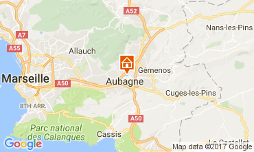 Mappa Cassis Casa 103245