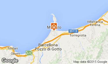 Mappa Milazzo Appartamento 64373