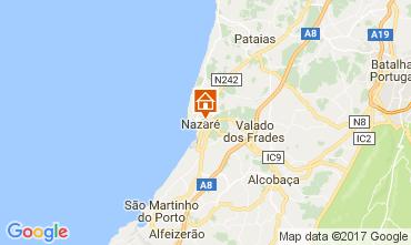 Mappa Nazaré Appartamento 112557