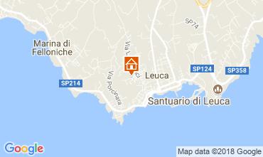 Mappa Santa Maria di Leuca Appartamento 114748