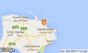 Mappa Djerba Villa  9883