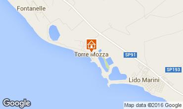 Mappa Torre Mozza Appartamento 102810