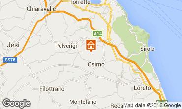Mappa Osimo Villa  71799
