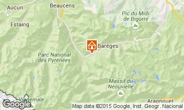 Mappa Luz Saint Sauveur B&B 97074