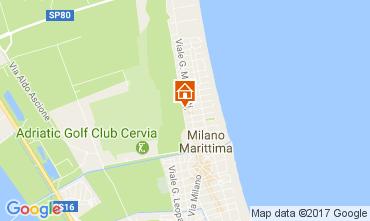 Mappa Milano Marittima Appartamento 110061