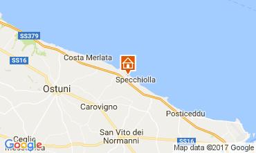 Mappa Ostuni Villa  109272