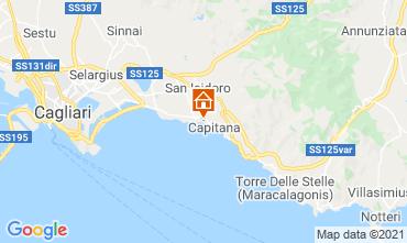 Mappa Quartu Sant'Elena Appartamento 118386