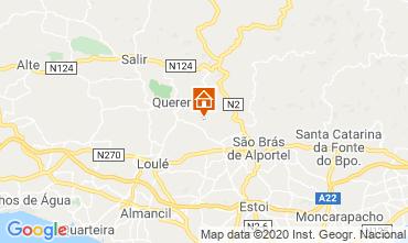 Mappa Loulé Casa 62567