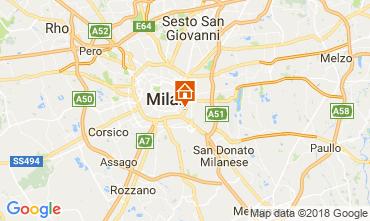 Mappa Milano Appartamento 113844
