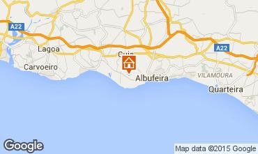 Mappa Albufeira Appartamento 70603