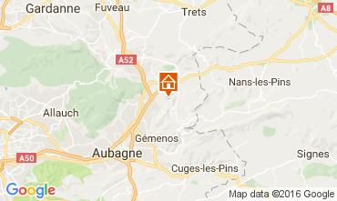 Mappa Auriol Agriturismo 88967