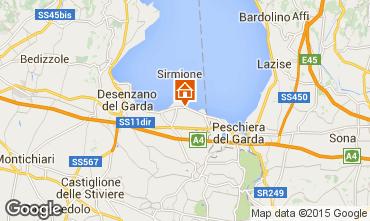Mappa Sirmione Appartamento 53164