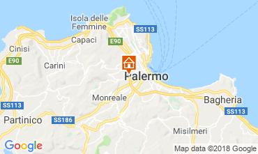 Mappa Palermo Monolocale 56253