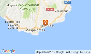 Mappa Maspalomas Appartamento 111198