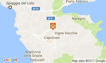 Mappa Capoliveri Appartamento 109213