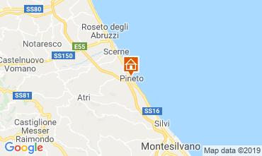 Mappa Pineto Appartamento 62573