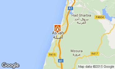 Mappa Asilah Appartamento 88534