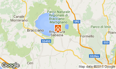 Mappa Anguillara Sabazia Appartamento 73597