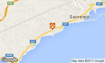 Mappa Sanremo Appartamento 41613