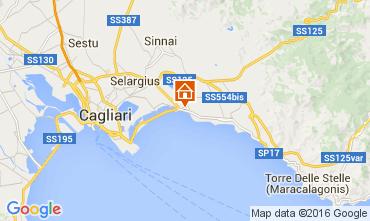 Mappa Cagliari Appartamento 103717