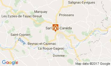 Mappa Sarlat Agriturismo 108143