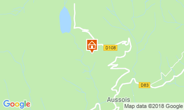 Mappa Aussois Appartamento 38700