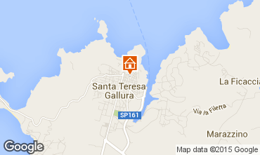 Mappa Santa Teresa di Gallura Appartamento 99025