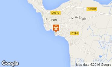 Mappa Fouras Casa 103396