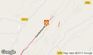 Mappa Valmorel Chalet 3473