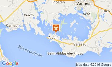 Mappa Arzon Casa mobile 105092