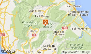 Mappa La Saline les Bains Villa  74576