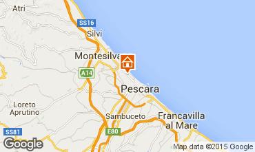 Mappa Pescara Appartamento 98530