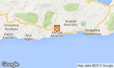Mappa Ierapetra Appartamento 100687