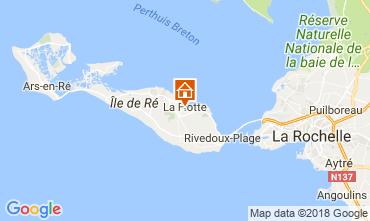 Mappa La Flotte en Ré Casa 17085