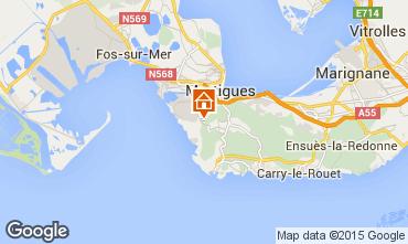 Mappa Martigues Villa  98149