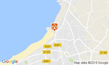 Mappa Saint Malo Appartamento 108522