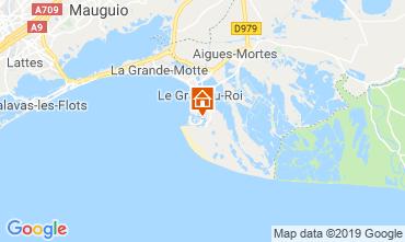 Mappa Port Camargue Appartamento 120009
