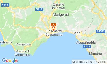 Mappa Policastro Bussentino Appartamento 72779