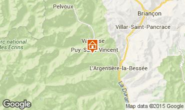 Mappa Puy Saint Vincent Monolocale 79720