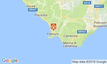 Mappa Palinuro Appartamento 114542