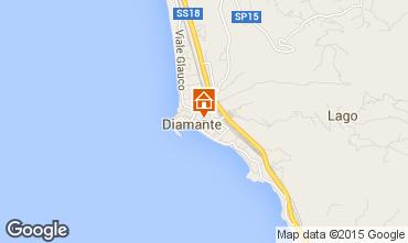Mappa Diamante Monolocale 34805
