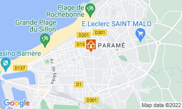 Mappa Saint Malo Appartamento 7572