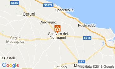Mappa Ostuni Villa  95258