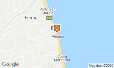 Mappa Porto San Giorgio Appartamento 58120