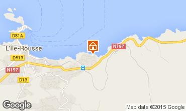 Mappa Isola Rossa Appartamento 82397
