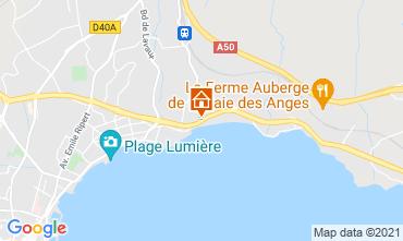 Mappa La Ciotat Casa 116336