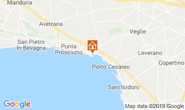 Mappa Torre Lapillo Appartamento 115671